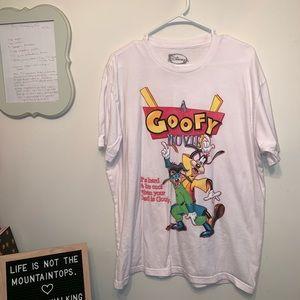 Goofy Movie T-shirt | size XL